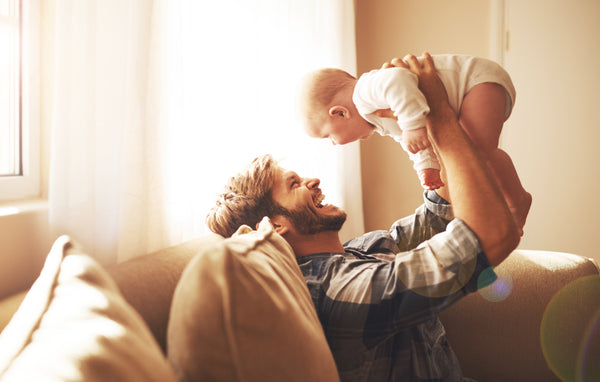 Quotes For First Time Dads: 10 Memorable First Father's Day Quotes And Ideas