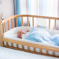 Where Should My Baby Sleep?
