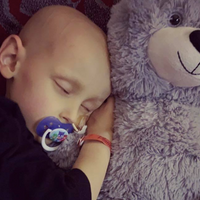 Little Boy Was Losing His Battle With Cancer And His Last Words to His Parents- I'm Sorry