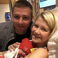 Elizabeth Smart Gives Birth To Third Baby