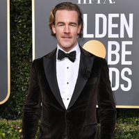 "James Van Der Beek's Advide: ""Don't bother with baby wipes"""