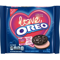 Oreo Makes Valentines Cookies With Cute Messages On Them