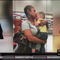 """Angel in Target"" Comes to the Rescue for Young Mom"
