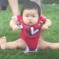 Are Babies Afraid of Grass?