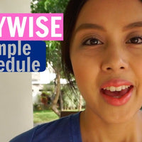 Babywise Sample Schedule Video: 0-2 Months