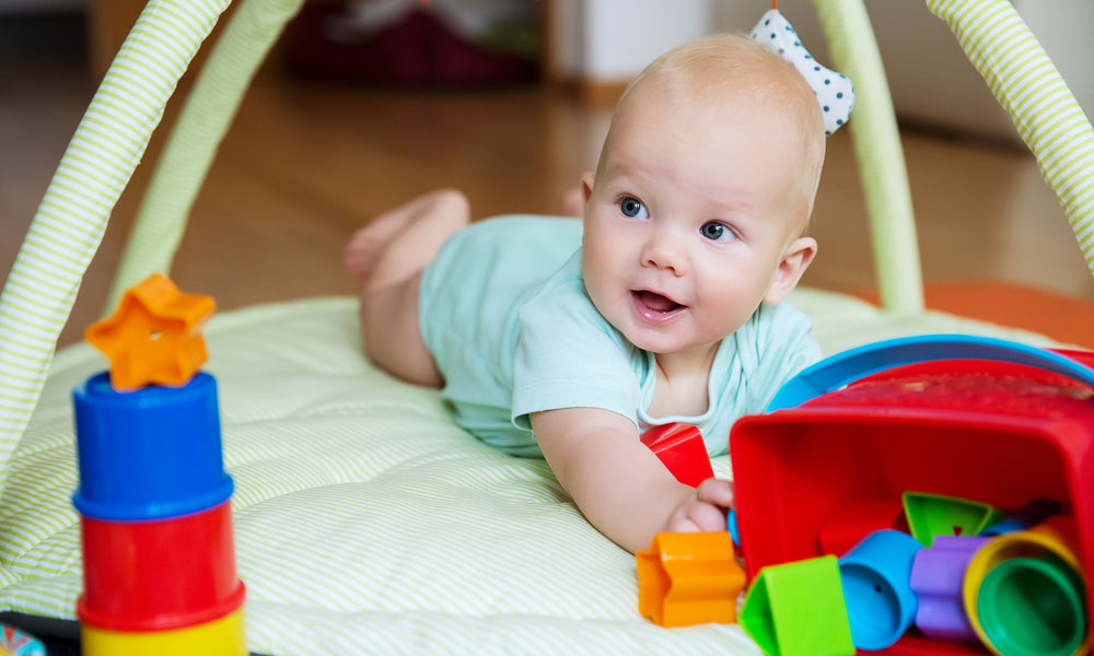 Top Benefits of Independent Play for Babies & How to Begin   Babywise.life