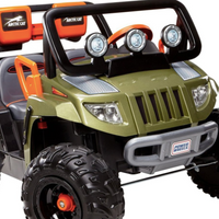 Fisher Price Power Wheels Arctic Cat: Fun for Fall