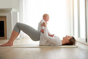 6 Healthy Ways to Lose Weight While Breastfeeding