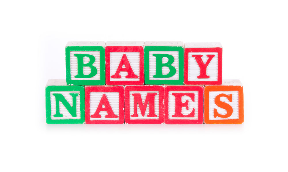 Top Baby Names Of 2018 Babywise Babywise Life