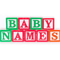 Top Baby Names of 2018