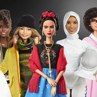 New Barbie Dolls Celebrate ALL Women
