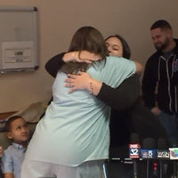 Mom and Nurse Who Saved Her Son's Life are Reunited