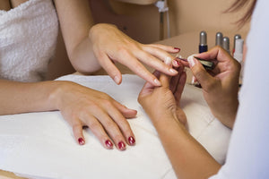 Is Ultrasound Nail Art the New Baby Trend?