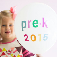 4 Easy First Day of Preschool Photo Ideas