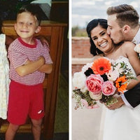 Preschool Sweethearts Marry After College