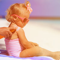 Safe Baby Sunscreen to Prevent Summer Sunburn
