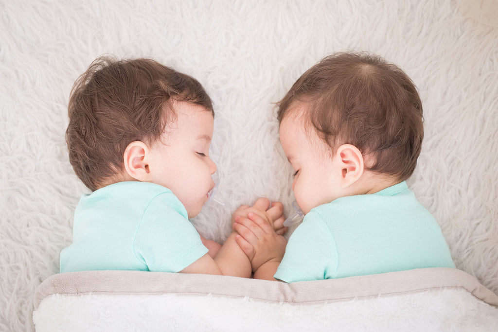 3 tips for sleep training 1 year old twins