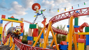 Is Walt Disney World Toy Story Land Baby-Friendly?