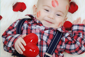 Creative Ways to Celebrate Baby's First Valentine's Day