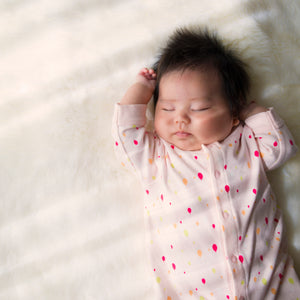 Sample Baby Sleep Schedule: Weeks 3-6