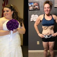 Woman Loses Weight So She Can Be A Mom