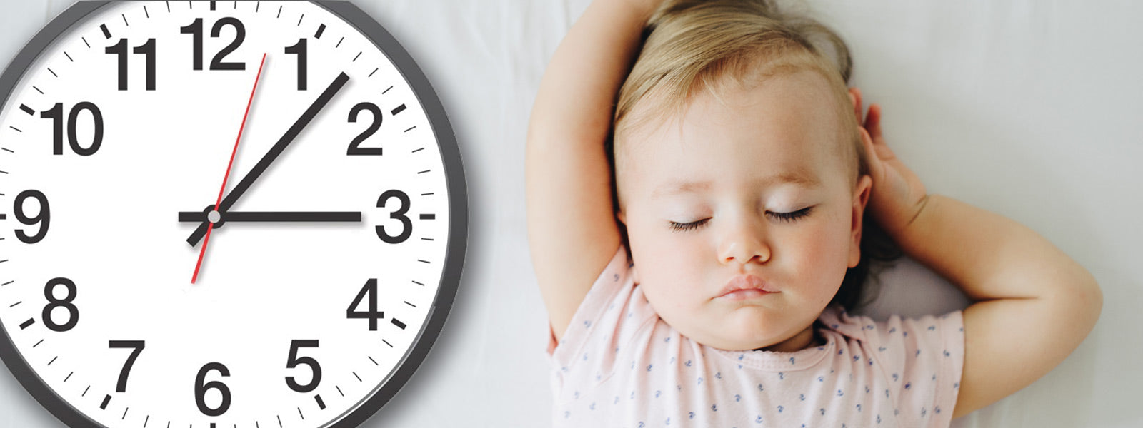 Sample Baby Sleep Schedules