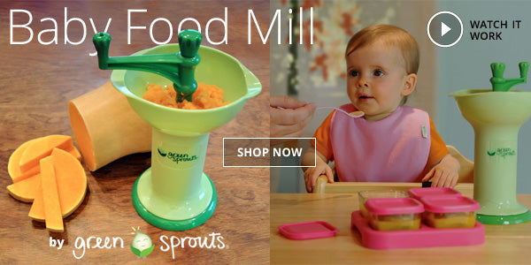 Shop Green Sprouts DIY baby food mills and more