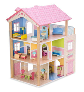 Imagine My Place Dollhouse Go Round Special