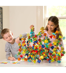 Connectagons 480-Piece Deluxe Building Set