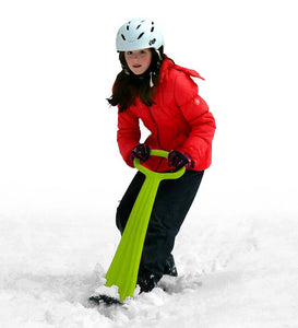Fold & Stow Snow Scooter