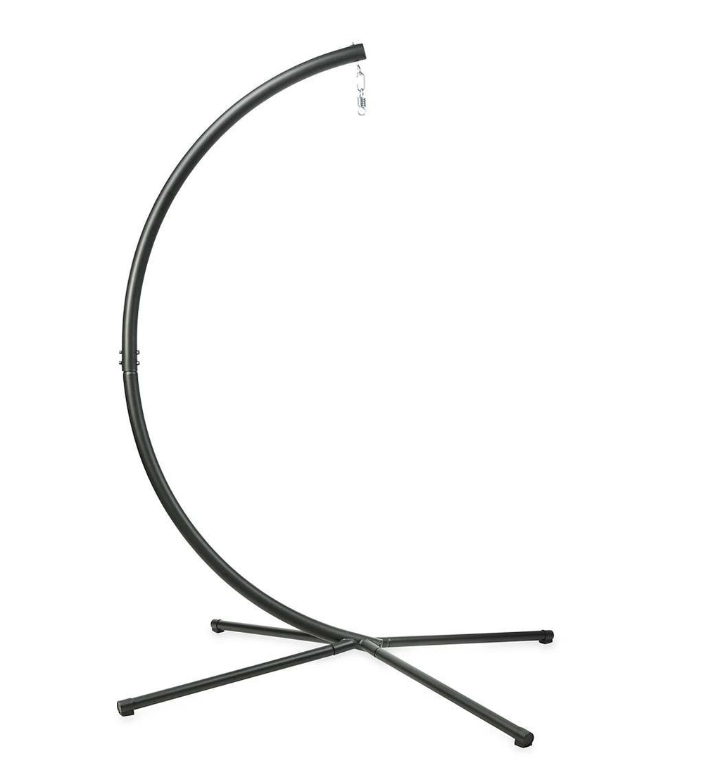 Mighty Crescent Hanging Chair Stand