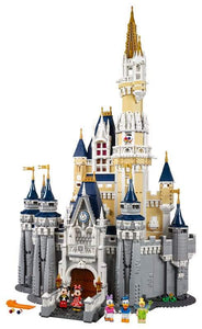 The Disney Castle