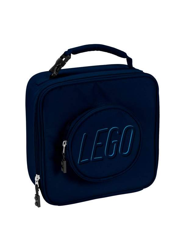 LEGO® Brick Lunch Bag Navy