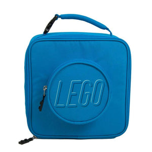 LEGO® Brick Lunch Bag Blue