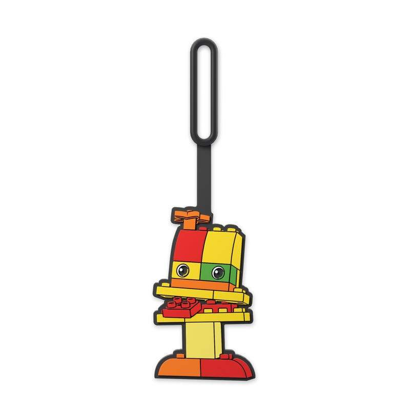 "THE LEGO® MOVIE 2"" Bag Tag"