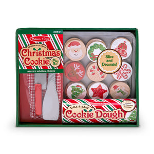 Slice & Bake Christmas Cookie Play Set
