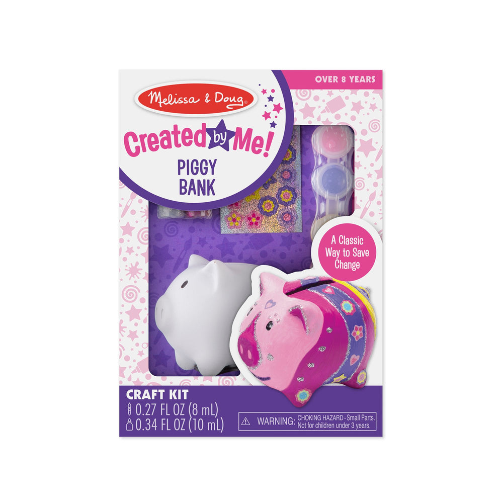 Created by Me! Piggy Bank Craft Kit