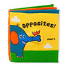 Soft Activity Book - Opposites