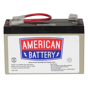 ABC Replacement Battery Cartridge #3