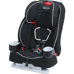 Atlas 2in1 Harness Booster, Glacier