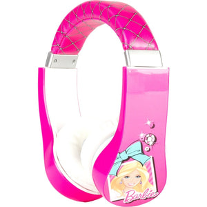 Barbie Kids Safe Friendly Headphones