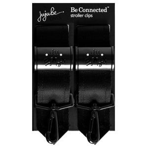 Be Connected Stroller Clip - Onyx