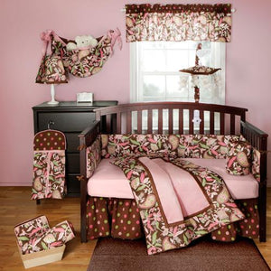 Beatrice 3 Piece Crib Set