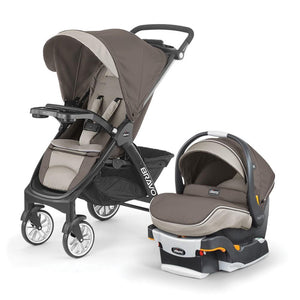 Bravo LE Trio Travel System - Latte