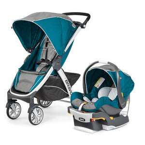 Bravo Trio Travel System Polaris