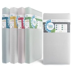 Breeze Crib Mattress 2-Stage