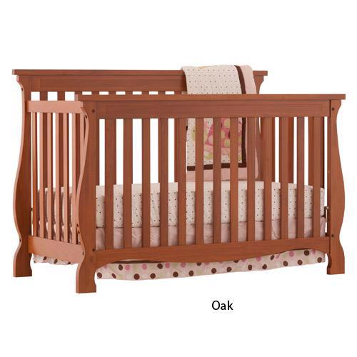 Carrara 4-in-1 Convertible Crib