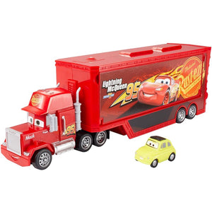 Cars 3 Travel Time Mack Playset