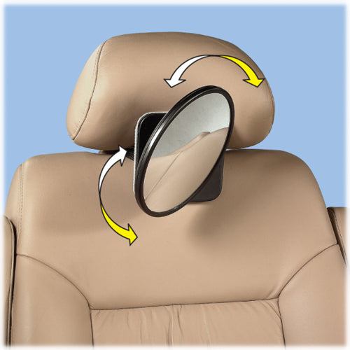 Easy-View Back Seat Mirror
