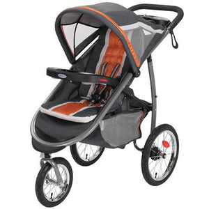 FastAction Fold Jogger Click Connect Stroller